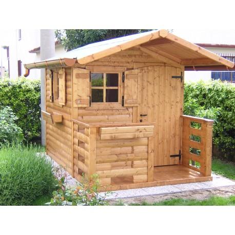 Casetta in legno garden center bernardi trento for Casetta in legno prezzo
