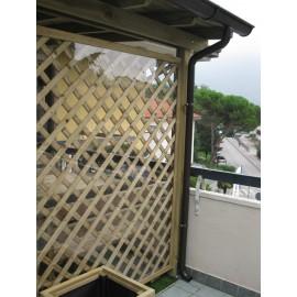 Grigliato 20 plexiglass
